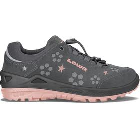 Lowa Marie GTX Schoenen Kinderen grijs/roze